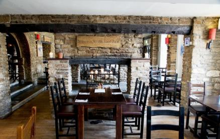 The Priory Inn -Interior 1