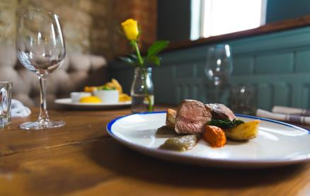 The Abingdon Arms -Food 1
