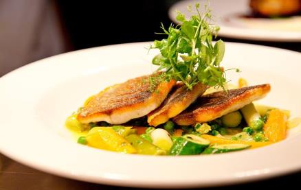 The Terrace Restaurant at Highgate House -Food 1