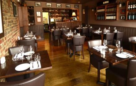 Buenos Aires Restaurant (Horsham) -Interior 1