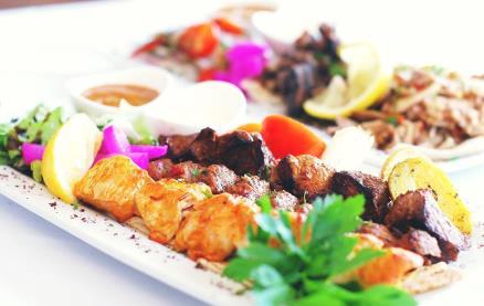 Mazzat Lebanese Restaurant -Food 2
