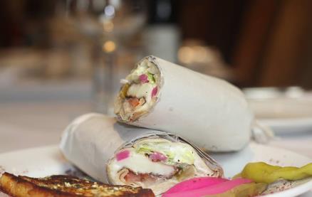 Mazzat Lebanese Restaurant -Food 5