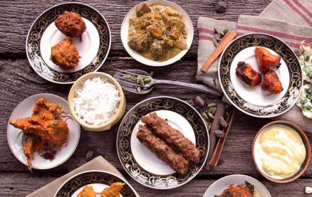 Maazi (Hathersage) -Food 1