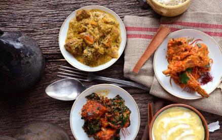 Maazi (Hathersage) -Food 2