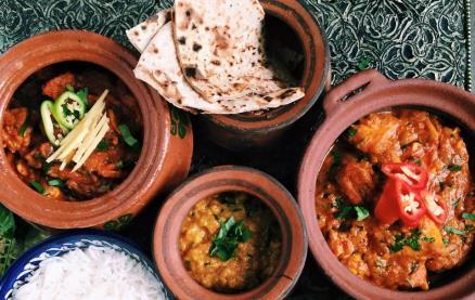 Maazi (Hathersage) -Food 3