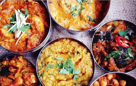 Maazi (Hathersage) -Food 4