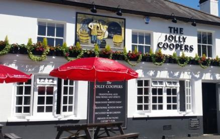 The Jolly Coopers -Exterior1