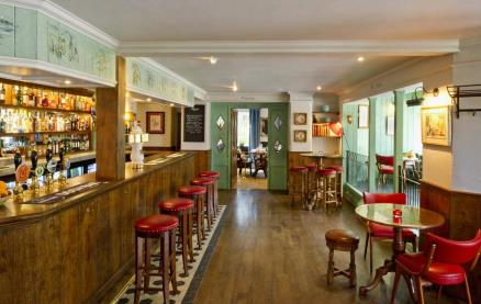 The Poacher & Partridge -Interior 2