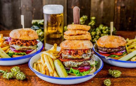 Brewhouse & Kitchen (Bristol) -Food 2