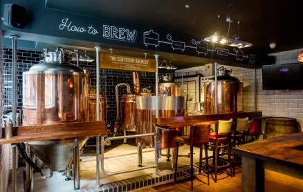 Brewhouse & Kitchen (Chester) -Interior 2