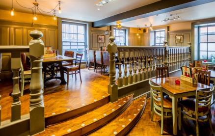 Brewhouse & Kitchen (Chester) -Interior 1