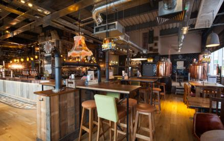 Brewhouse & Kitchen (Gloucester Quays) -Interior 2