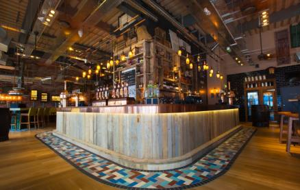 Brewhouse & Kitchen (Gloucester Quays) -Interior 3