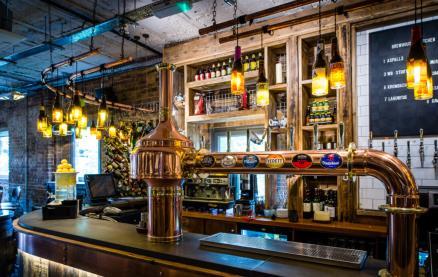 Brewhouse & Kitchen (Highbury) -Interior 3