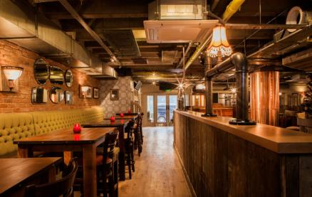 Brewhouse & Kitchen (Islington) -Interior 2