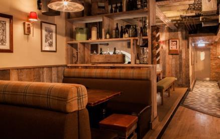 Brewhouse & Kitchen (Islington) -Interior 1