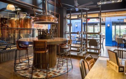 Brewhouse & Kitchen (Nottingham) -Interior 1