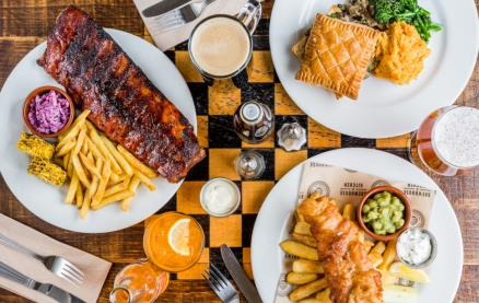 Brewhouse & Kitchen (Nottingham) -Food 2