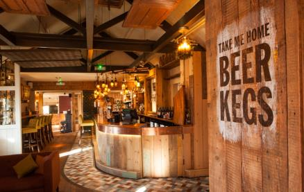 Brewhouse & Kitchen (Poole) -Interior 1