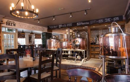 Brewhouse & Kitchen (Southampton) -Interior 3