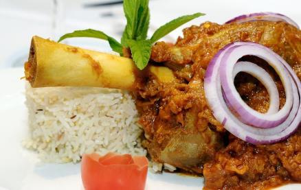 Bina Tandoori -Food 2
