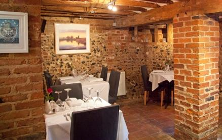 The Restaurant on Church Street -Interior 1