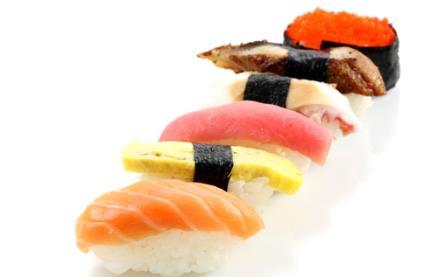 The Sushi Maki -Food 1