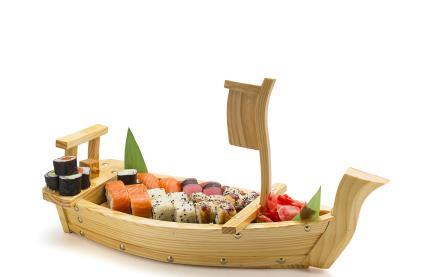 The Sushi Maki -Food 3