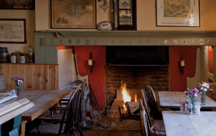 The Ferry Inn -Interior 1