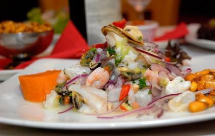 Tito's Peruvian Restaurant  -Food 1