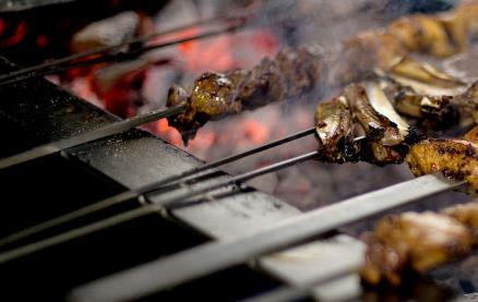 Ye Olde Turk -Food 1