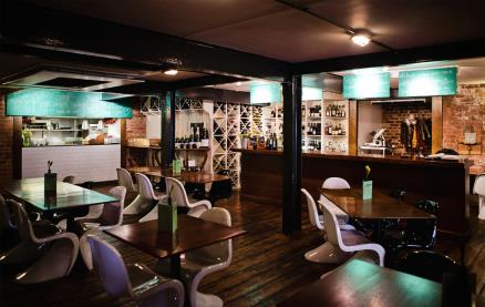 Artichoke Cafe Bar Bistro -3