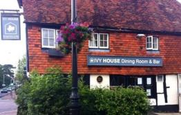 The Ivy House Dining Room and Bar