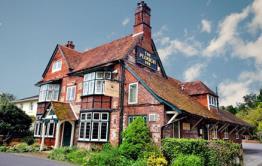 The Plough Inn (Longparish)