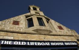 The Old Lifeboat House Bistro