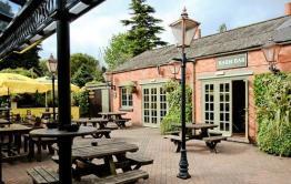 The Sun Inn Hardingstone