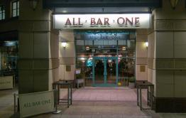 All Bar One (Lothian Road - Edinburgh)