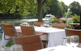 The Riverside Brasserie