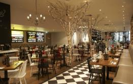 Zizzi (One New Change St Paul's)