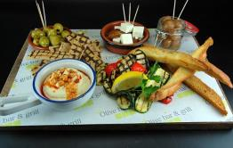 The Olive Bar & Grill
