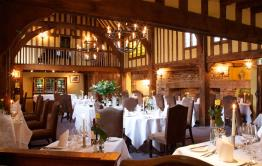 Gallery Restaurant @ The Swan at Lavenham