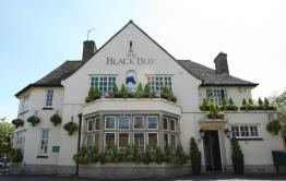The Black Boy (Headington)