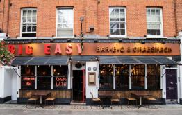 Big Easy Bar.B.Q & Lobstershack (Kings Road)