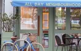Bob's Cafe (Mill Hill)
